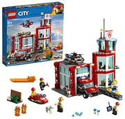 Prime Only! Best Price - LEGO 60215 City Fire Station