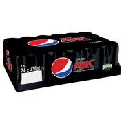 Pepsi Max Cans 23%off at Iceland