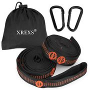 XREXS Outdoor Camping Hammock Straps Only £7.77