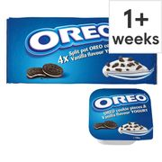 Oreo Spilt Pot Yogurt Dessert 4 X 120g