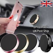 In Car Magnetic Phone Holder Fits Dashboard Universal Mount for Phones GPS PDA