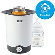 NUK Thermo Express Bottle Warmer - for Baby Bottles/food
