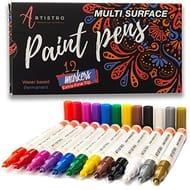 LIGHTNING DEAL! Multi Surface Paint Pens