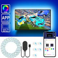 Prime Deals: Govee 2 Meters TV LED Strip Lights with APP Control [4pcs * 50cm]