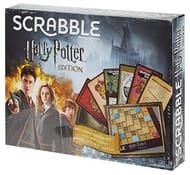 Mattel Games Scrabble Harry Potter Edition