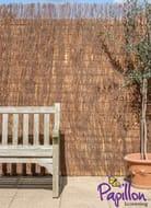 Brushwood Thatch Natural Fencing Screening Rolls