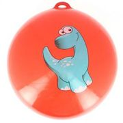 Inflatable Dinosaur Ball Red at Poundshop Only £2
