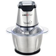 Mini Chopper 600W Mini Food Processor 4 Bi-Level Blades, 3 Years Warranty
