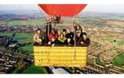 Win a Weekday Sunrise Champagne Balloon Flight