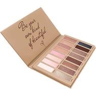 Best Pro Eyeshadow Palette Makeup Matte+Shimmer 16 Colors Lightning Deal