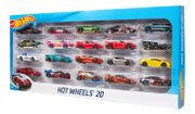 Hot Wheels 900 H7045 20 Diecast Pack and Mini Toy Cars