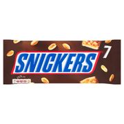 Snickers 7 Pack £1 Off at Tesco