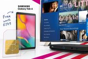 Get a FREE Samsung Galaxy Tab a worth £249 with Sky TV & Sky Mobile!!
