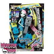 Monster High: Voltageous Hair Frankie Stein Doll