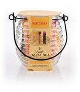 Burt's Bees Balm Jar 100% Natural 3 Piece Gift Set - Prime Day Deal