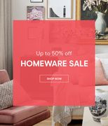 GANT - Homeware Sale - Now up to 50% Off