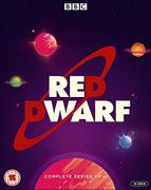 Red Dwarf - Complete Series 1-8 BLU-RAY Box Set
