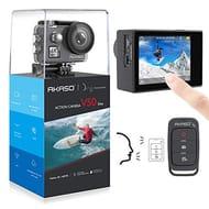AKASO V50 Elite 4K/60fps Touch Screen WiFi Action Camera