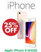 SAVE £154 - Apple iPhone 8 (64GB) - Gold. PRIME DAY DEAL