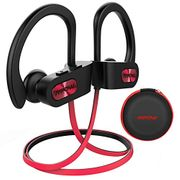 Wireless Headphones Bluetooth, up to 9 Hrs Playing Time Mpow IPX7 Waterproof