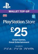 £25 PlayStation PSN Card £21.85 at Electronic First