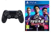 45% OFF Sony PlayStation DualShock 4 Controller + FIFA 19 PRIME DAY BUNDLE!