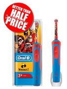 SAVE £20 - Oral-B Electric Toothbrush for Kids - PRIME DAY DEAL