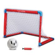 Messi Kids Football Training Large Foldable Goal with Ball & Pump