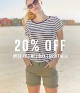 20% off 400+ Holiday Essentials