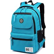 SUPA MODERN Unisex Nylon School Bags Waterproof Hiking Backpack