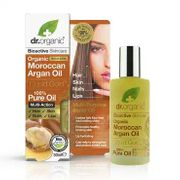 Dr Organic Pure Moroccan Argan Oil 50 ml - SAVE £7.50