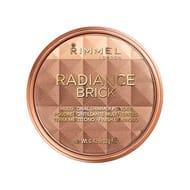 Rimmel London Radiance Shimmer Brick Pressed Bronzer,