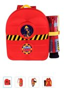 Fireman Sam Backpack with Pencil Case