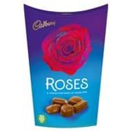 Cadbury Roses Chocolate Carton 186g