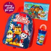 Paw Patrol Backpack Bundle