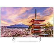 "JVC 40"" Full HD LED TV - White with Freeview HD"