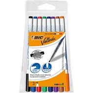 Bargain! BIC Velleda 1721 Whiteboard Pens Pack of 8 at Amazon