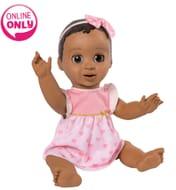 Luvabella Doll with Dark Brown Hair