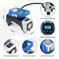 10% off Air Compressor 12V