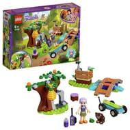 LEGO Friends Mia's Forest Adventure Building Set - 41363