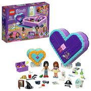 LEGO Friends Heart Box Friendship Box Set - 41359