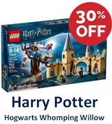 SAVE £17.99 - LEGO Harry Potter Hogwarts Whomping Willow (75953)