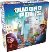 Days of Wonder DO8501 Quadropolis Board Game, Multicolour