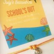 Schools out Summer Treat Box for Girls