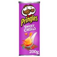 Pringles Sweet Chilli 200G Half Price