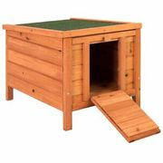 Rabbit House Wooden Hutch £21.56 Delivered W/code PARTY
