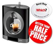 SAVE £55 - NESCAFE Dolce Gusto Oblo Coffee Machine