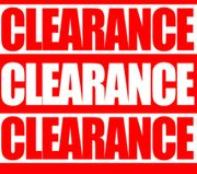 Clearance Winter Sale| Items from Just 30p at Poundshop