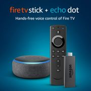 Amazon Fire TV Stick + Echo Dot BUNDLE