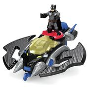 Fisher-Price Imaginext DC Super Friends Batwing Activity Toy